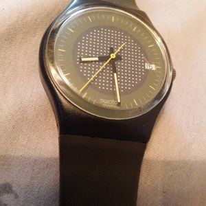 Swatch Accessories - Vintage 85 swatch watch Jaegermeister GB404